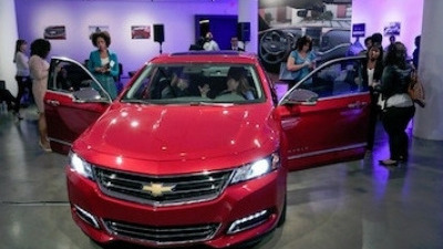 Inspiration and Style from Motor City with the 2014 Chevy Impala