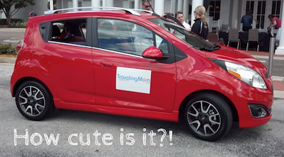 Compact Cutie: Having Fun with the Chevrolet Spark