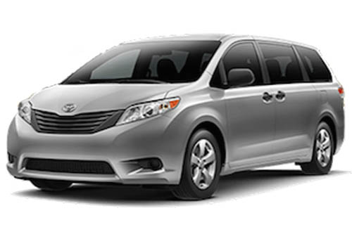Toyota Sienna: For The Family Living Large
