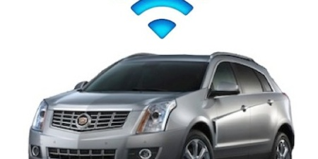 GM and AT&T Partner for In Car Wifi
